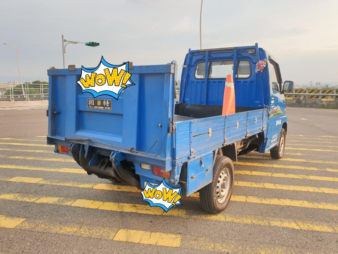 售2003年 凌力 veryca 1.2cc 貨車 後面有電動尾門 售2003年 凌力 veryca 1.2cc 貨車 我在北投