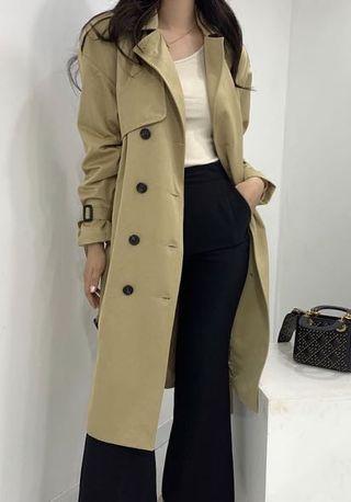 韓國名店乾濕摟 Korean Brand Trench Coat