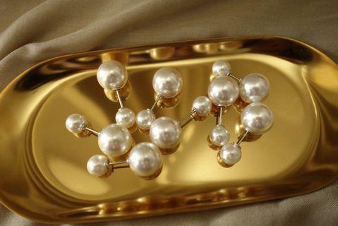 Tuspin hijab / bros hijab /  hijab pearl brooch
