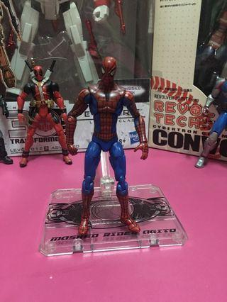 Marvel Universe Spiderman 3.75inch