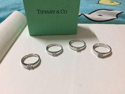 單顆美鑽石💎戒子55元全新