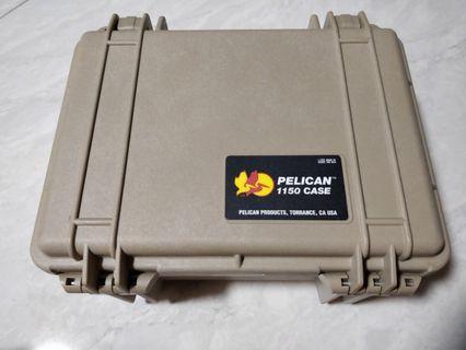 Pelican 1150 desert tan