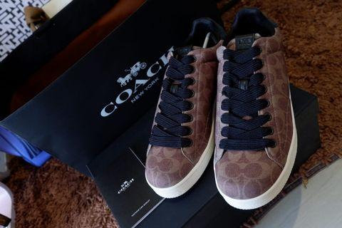 Coach Sneakers - Original Baru Size 42