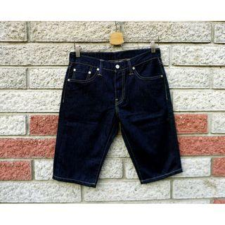 Levis 511 二手牛仔短褲- 正品 -(levis 04511-0882)-W30