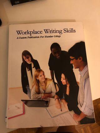 Workplace Writing Skills- Humber College