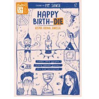 Ebook Happy Birth-die - Risma Ridha