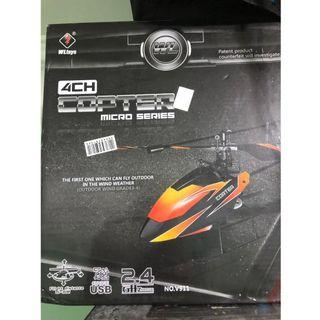 WLtoys 4ch Copter Micro Series Helicopter