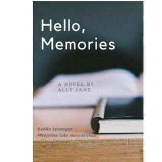 Ebook Hello, Memories - Ally Jane