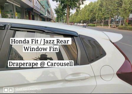 Honda Jazz / Fit GK Windows Vents / Fin