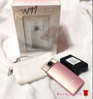 Sony DSC-KW11 香水機-粉色📷