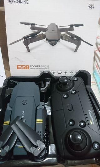 E58  POCKET DROONE玩具空拍機 無人機