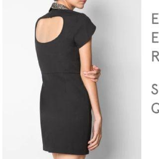 Zalora Black Dinner Short Dress #rayathon50
