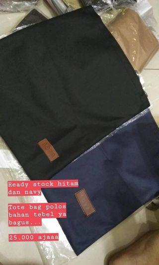 Tote bag Ready stock, take all 45.000