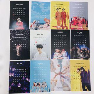 BTS Calendar