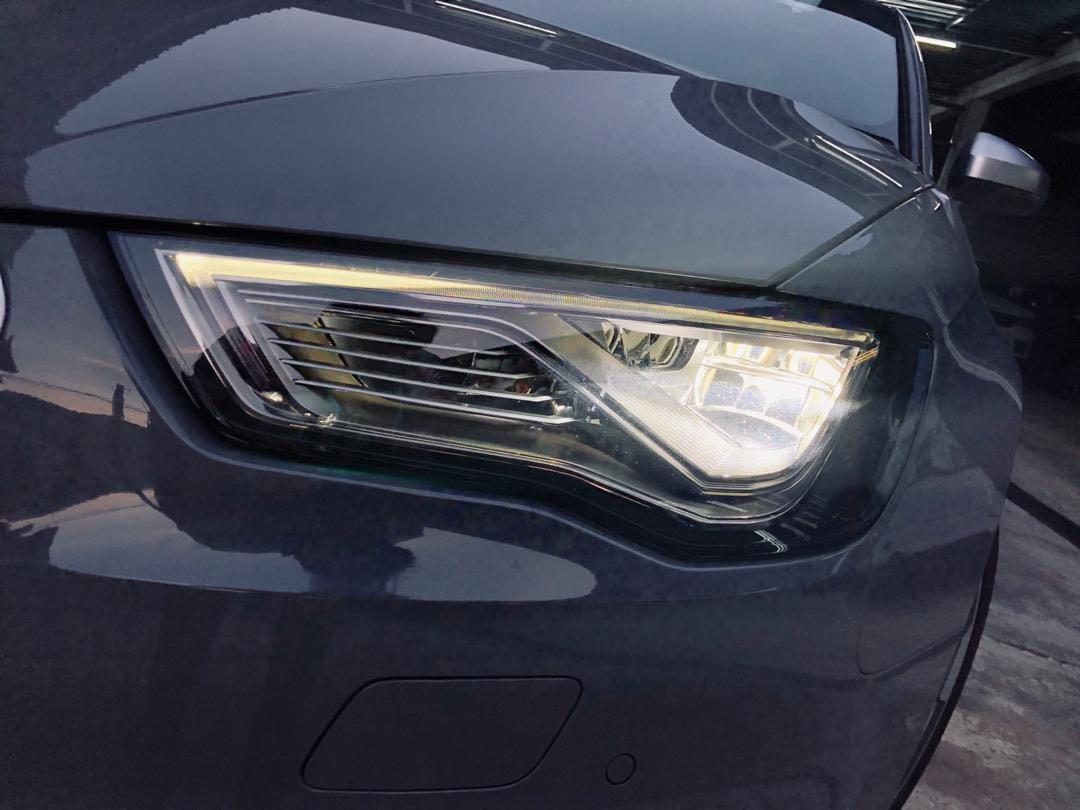 Audi RS3 2.5 Quattro Fully Loaded 2016
