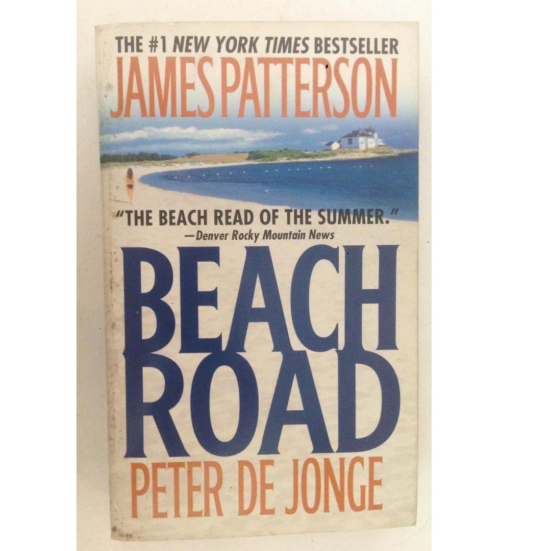 Black market, kiss the girls, violets are blue, season of the machete,beach road,the final warning --by james patterson
