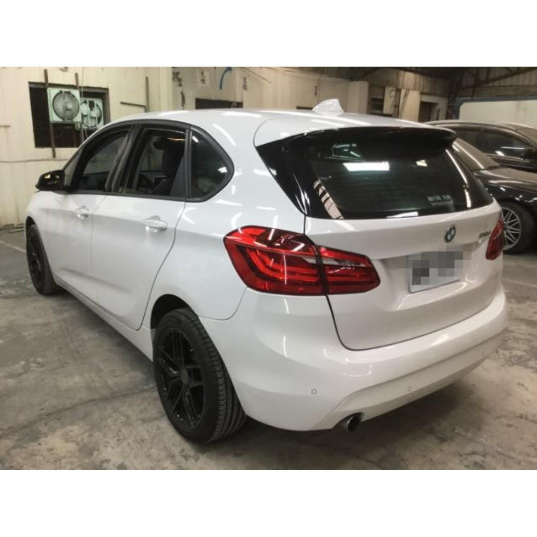 BMW 2014 218D