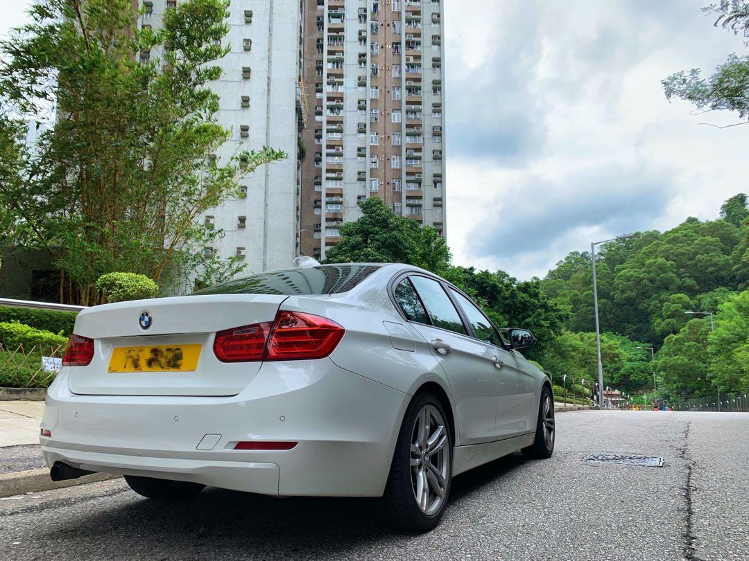 BMW 320I ED (1598cc) 2014