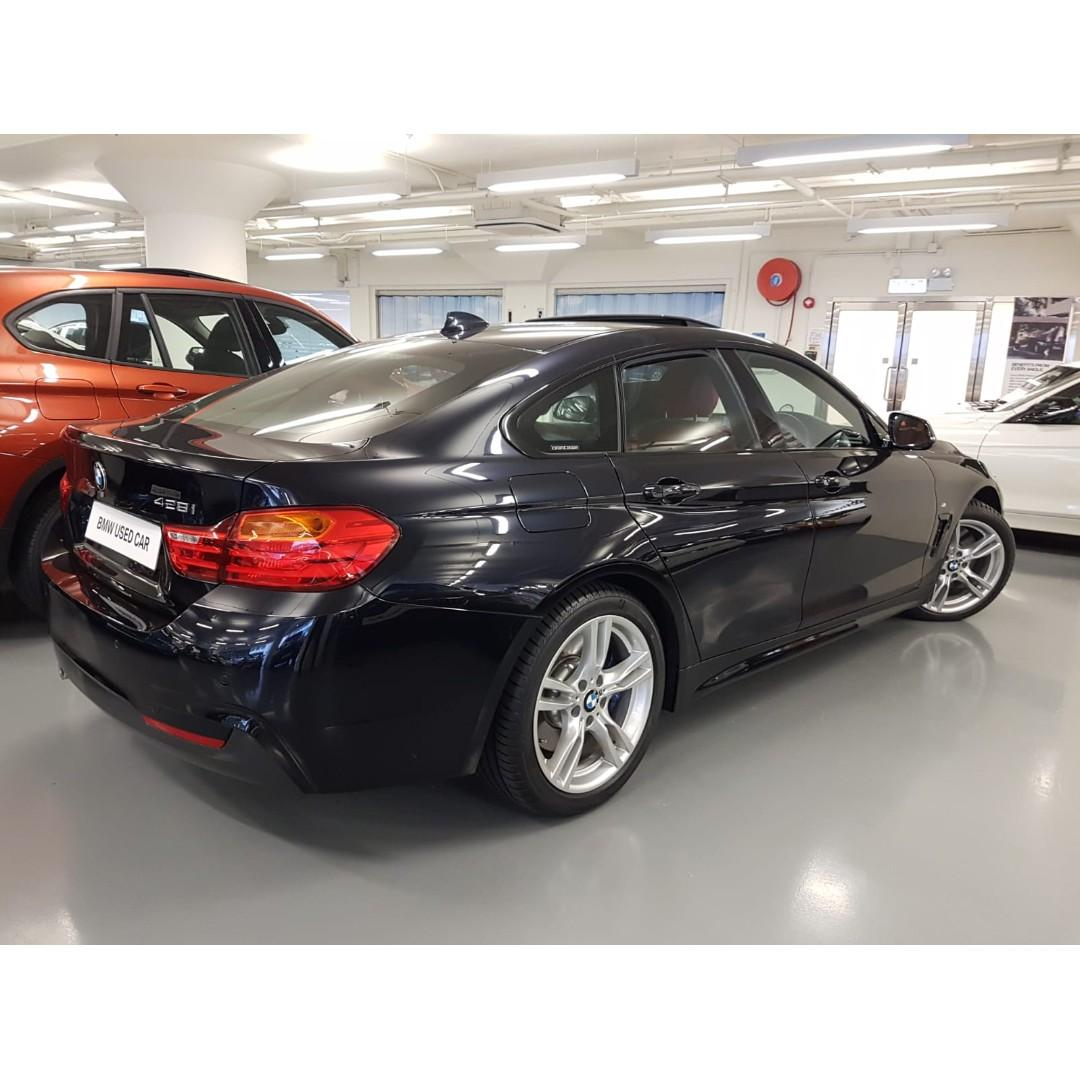 BMW 428iA Gran Coupe - M Sport Edition