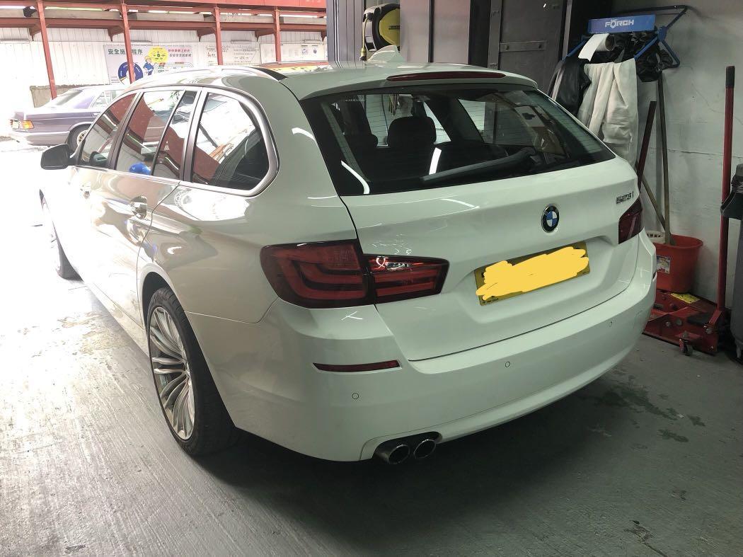 BMW 523I Touring (F10 F11) 2011