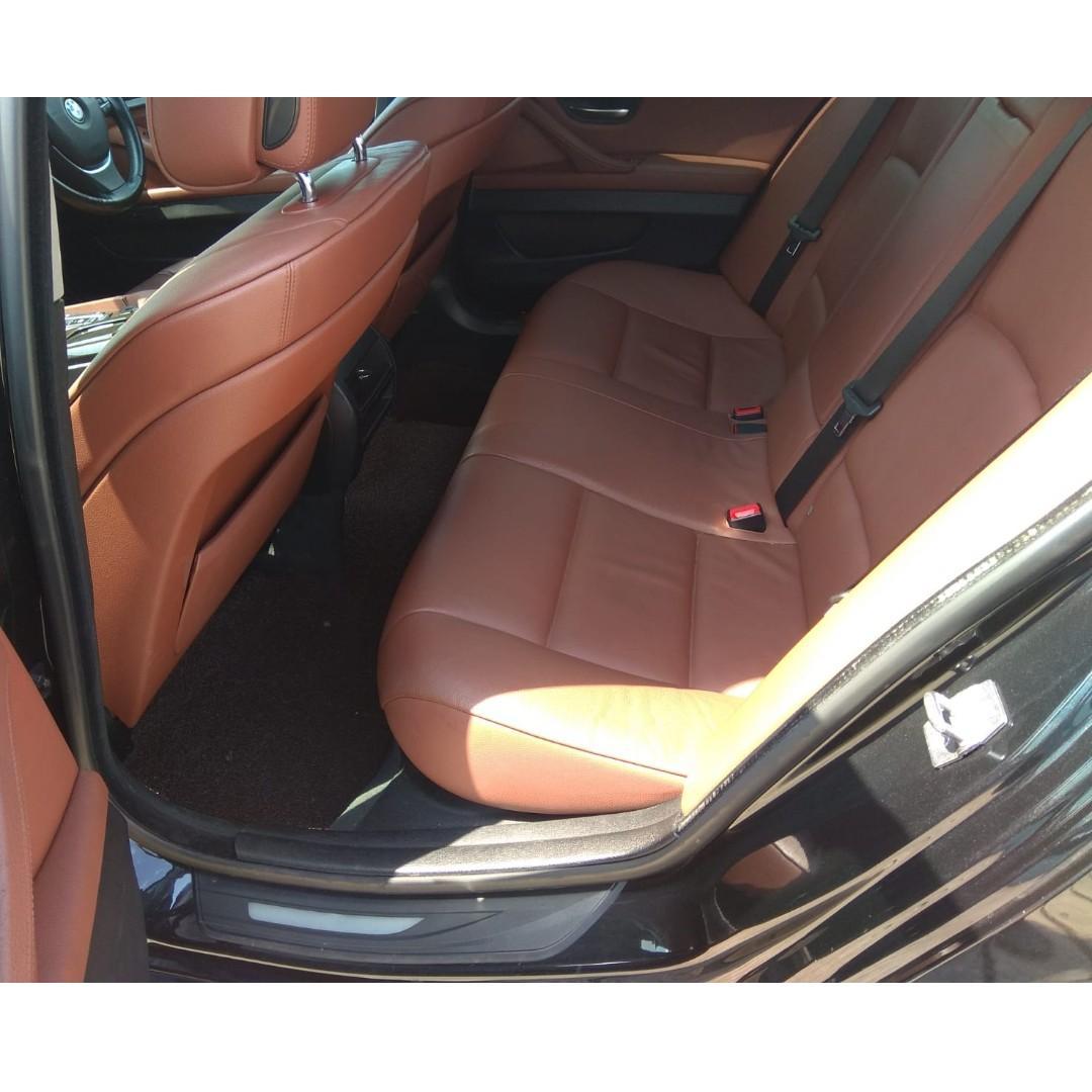 BMW 523i with Sunroof