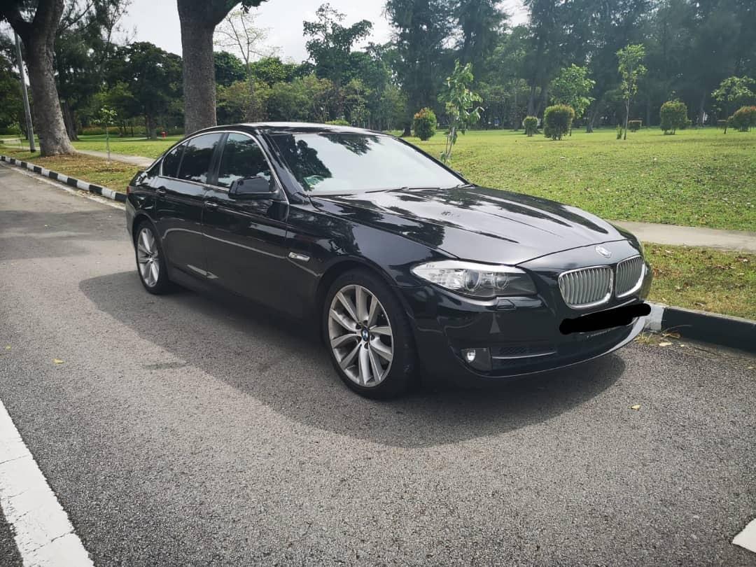 BMW F10 550i V8 TWIN TURBO 2012 STATUS 4 SPARE PART