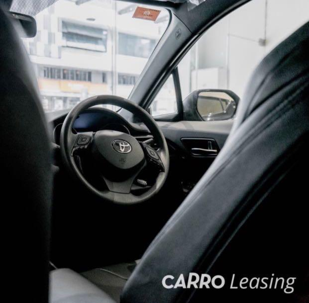 Brand New [TOYOTA C-HR HYBRID] with 0% Downpayment