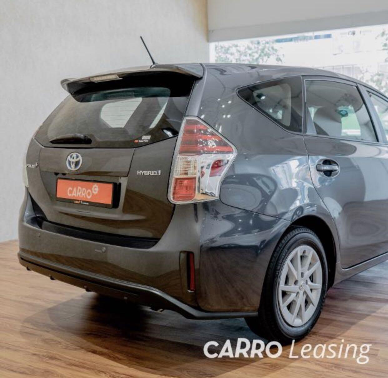 Brand New [TOYOTA PRIUS PLUS HYBRID] with 0% Downpayment