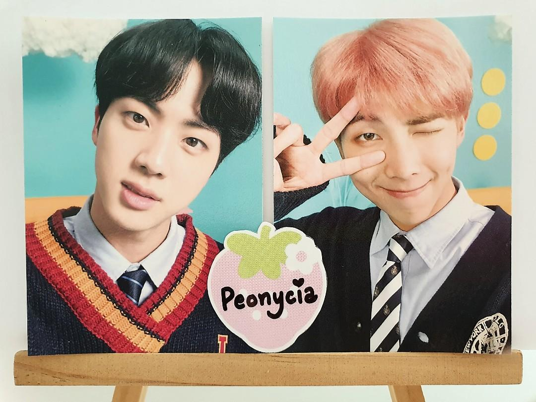BTS 4TH MUSTER JAPAN HAPPY EVER AFTER OFFICIAL PHOTO BINDER