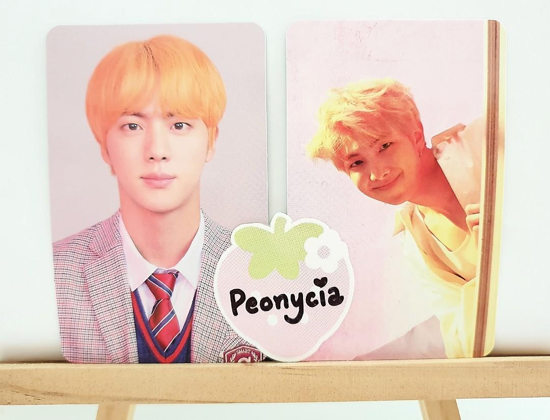 BTS LOVE YOURSELF : ANSWER OFFICIAL ALBUM PHOTOCARDS