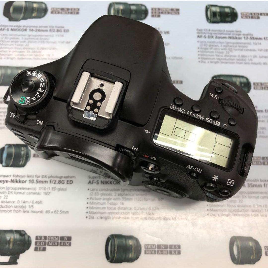 Canon EOS 7D Mark I (Body Only)
