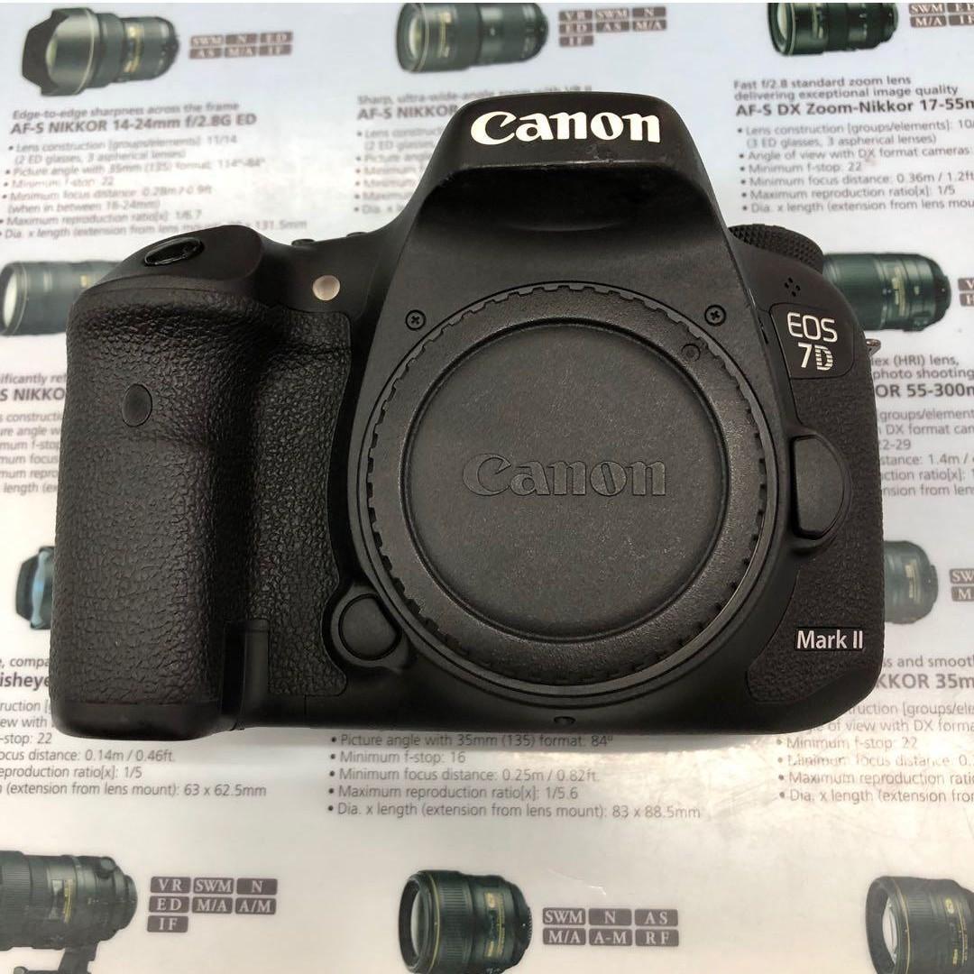 Canon EOS 7D MarkII (Body Only)