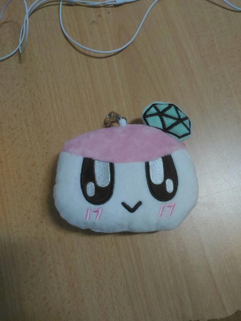 Caratbong pouch SEVENTEEN Official Merchandise Ideal Cut Japan