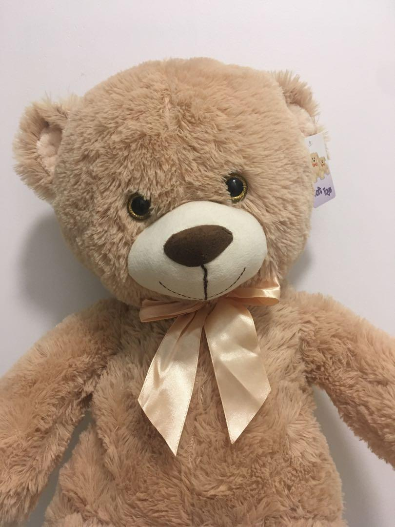 Classic Cute Teddy Bear CNE Plush Soft Best Made Toys All Ages