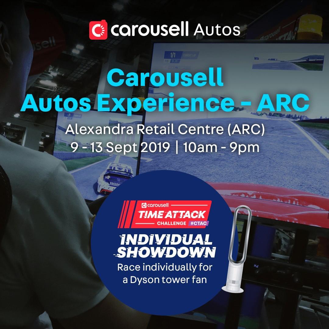 CTAC Individual Showdown - ARC