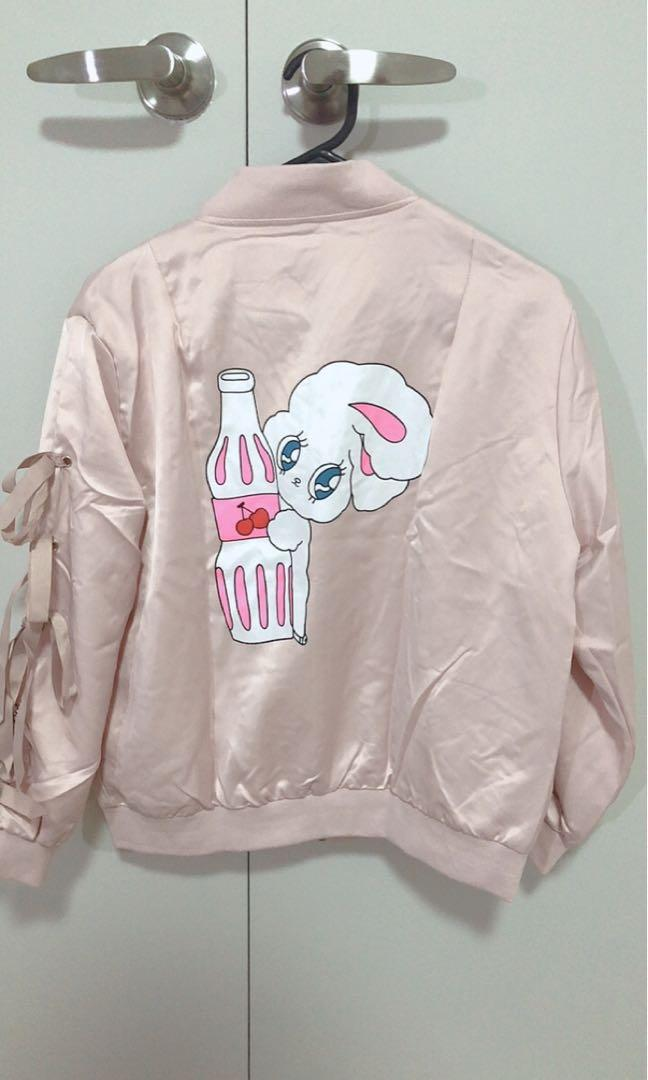 cute ribbon jacket