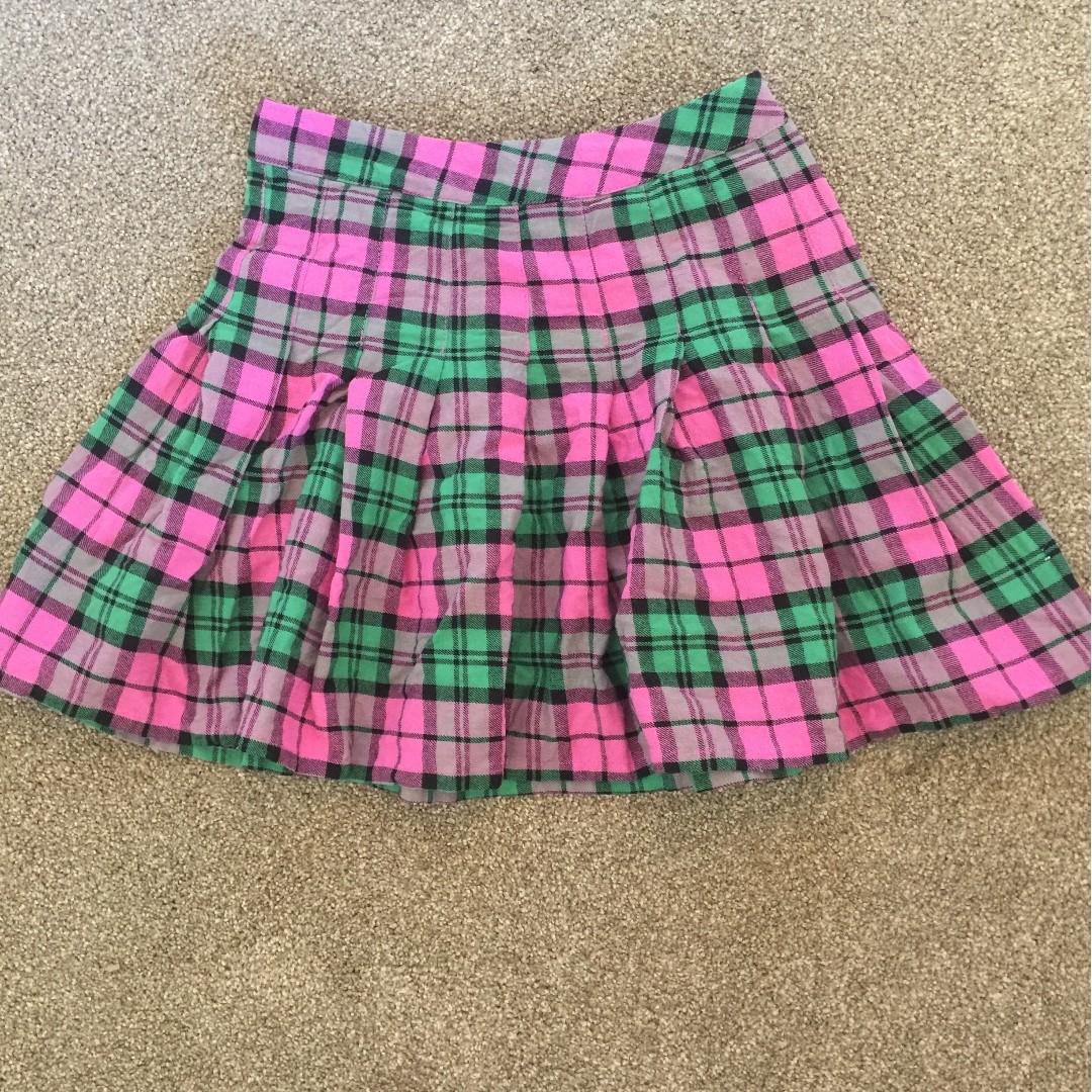 factorie festival skirt