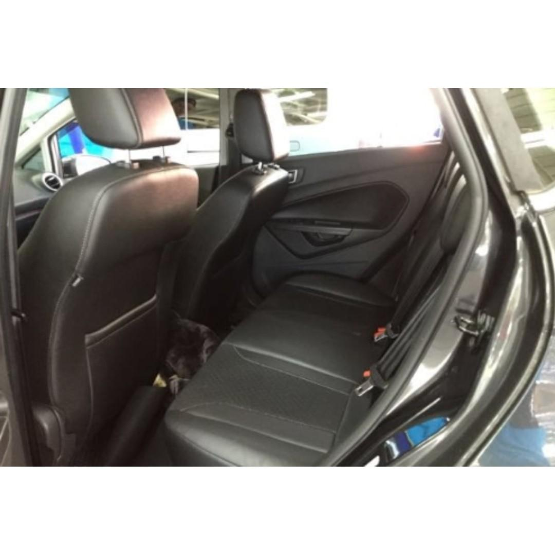 Ford Fiesta 2017款 自手排 1.5L