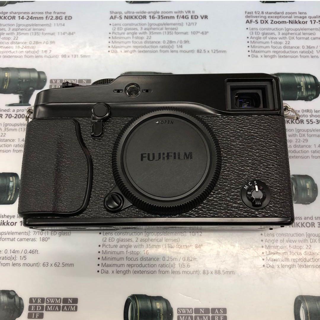 Fujifilm X-Pro 1 (Body Only)