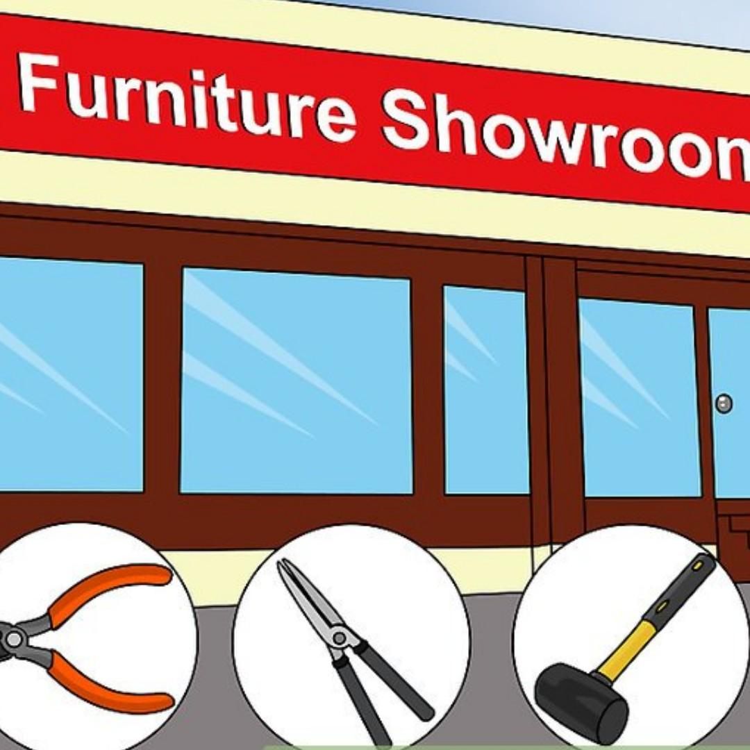 Furniture Showroom Assistant - East / $9 / WEEKDAYS ONLY
