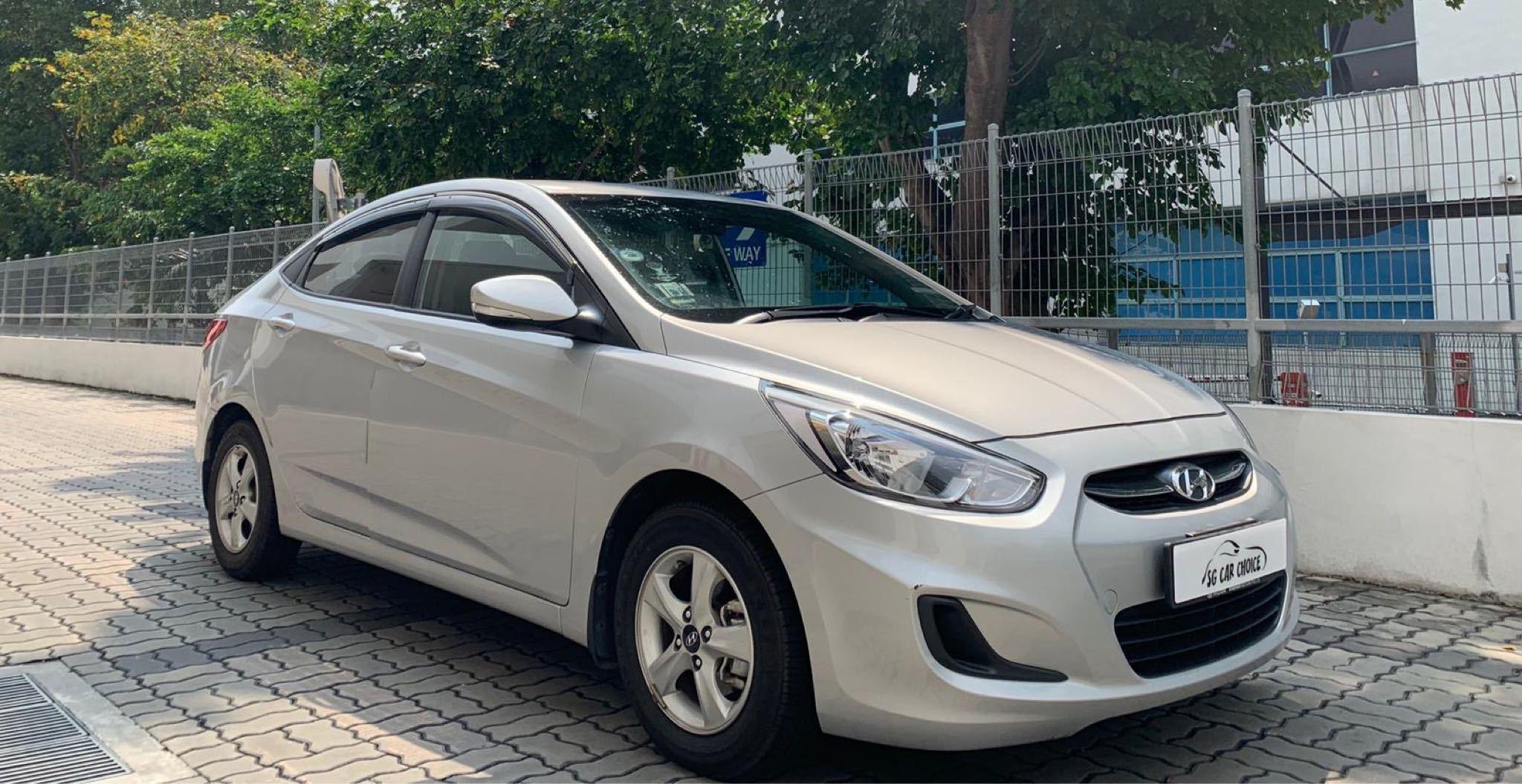 Hyundai Accent 1.4 GL Auto