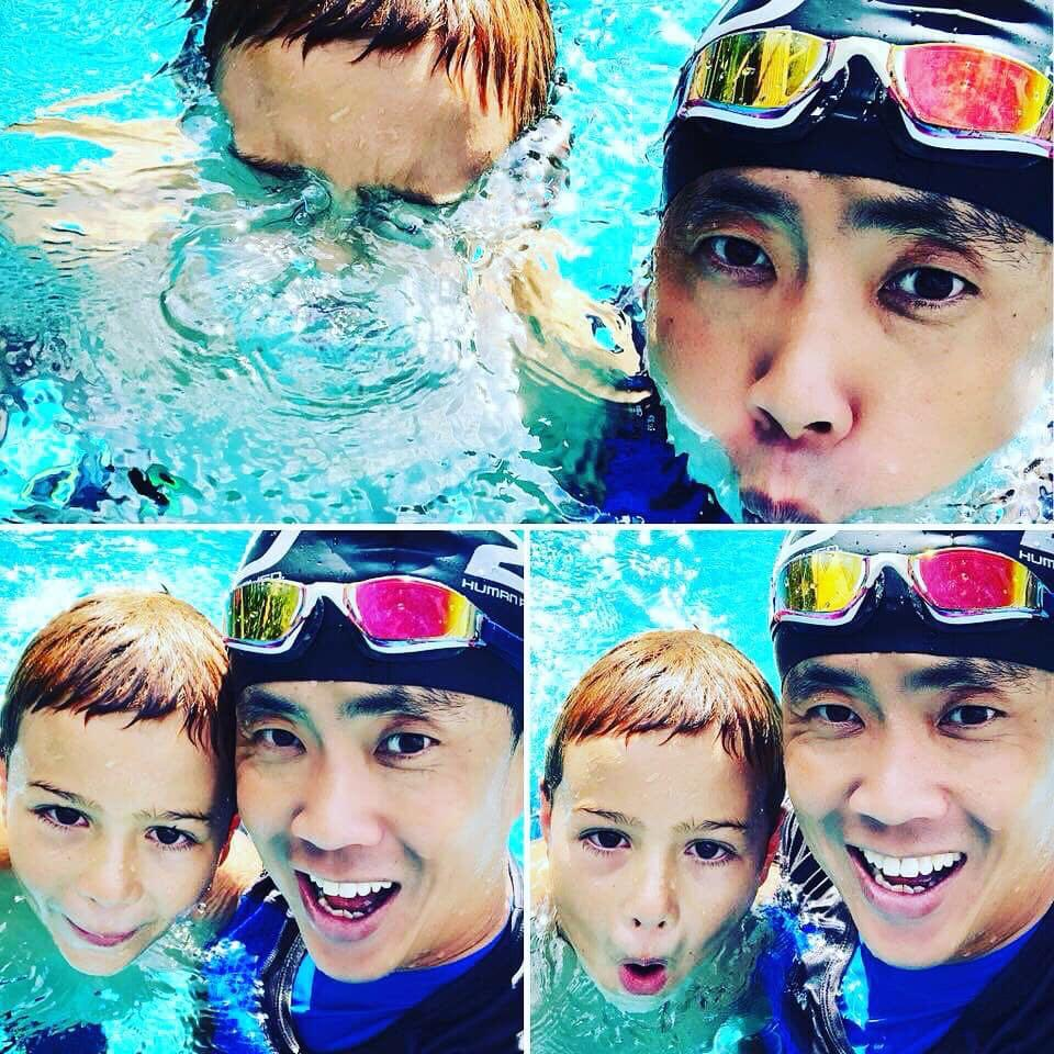 Kid Private 1 to 1 Swimming Lesson - SwimSafer 2.0