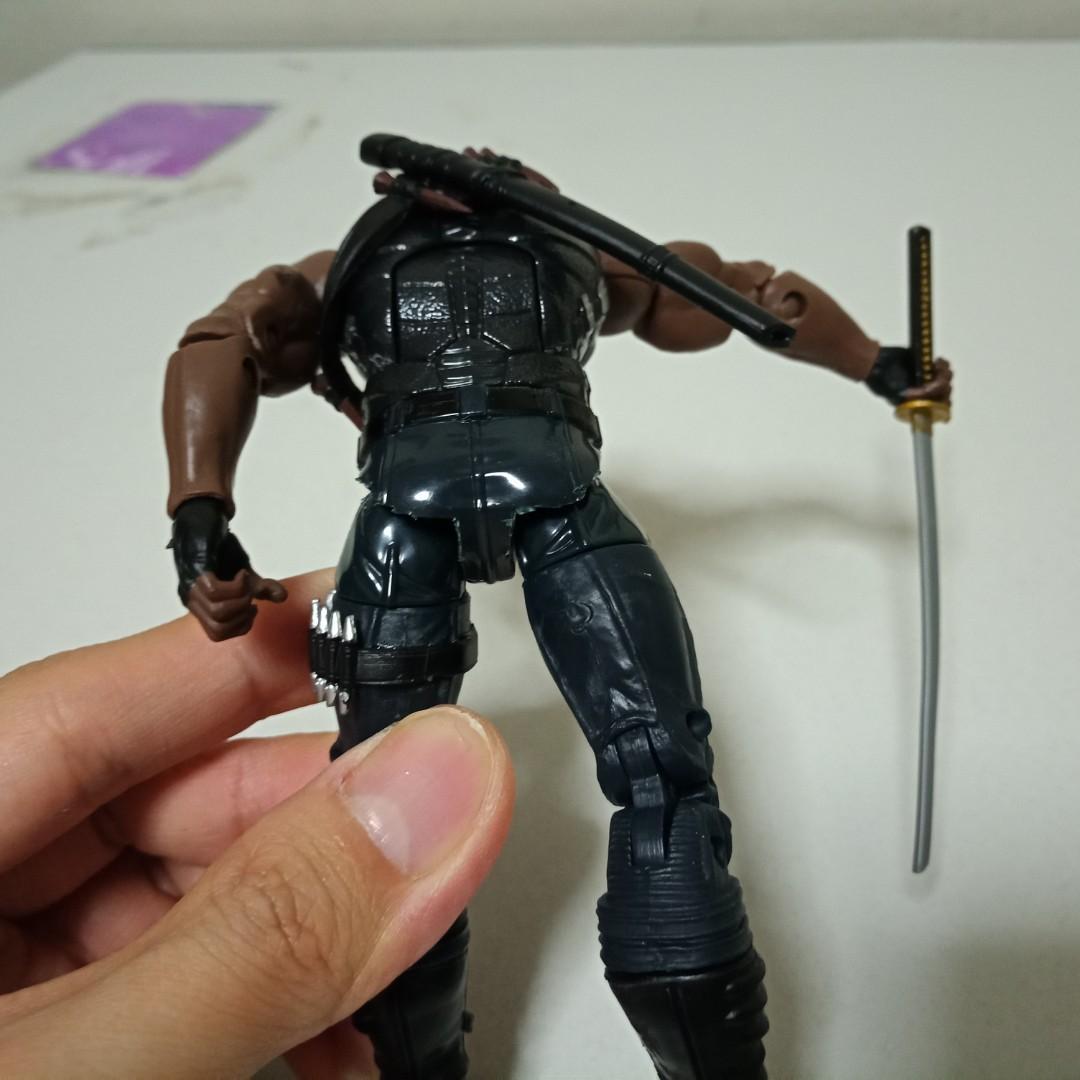 Marvel legends blade (B)