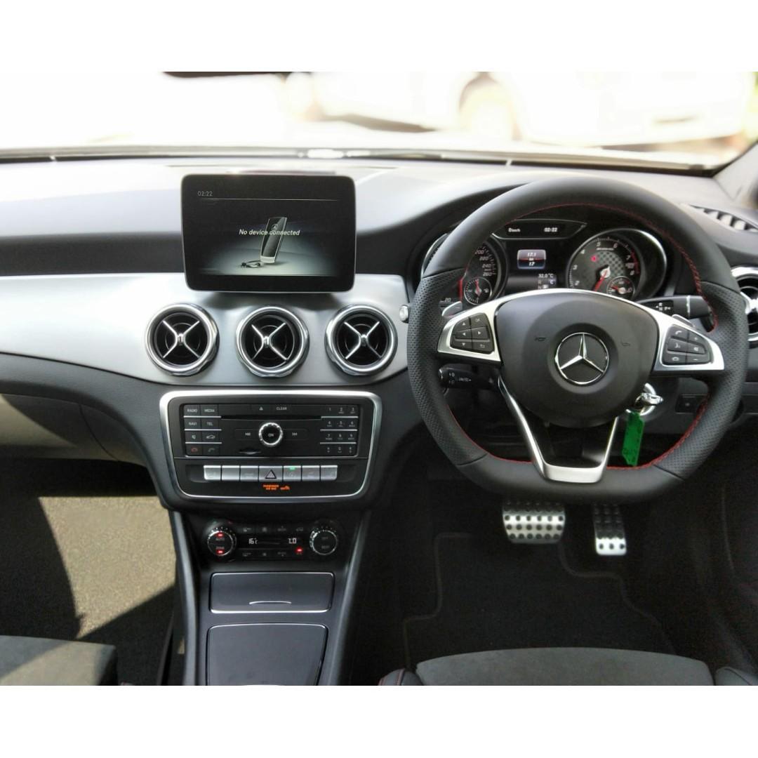 Mercedes Benz GLA 180 AMG LINE