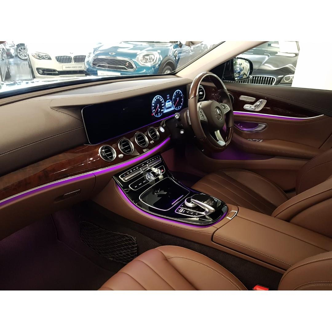 MERCEDES-BENZ E200 Exclusive 2016