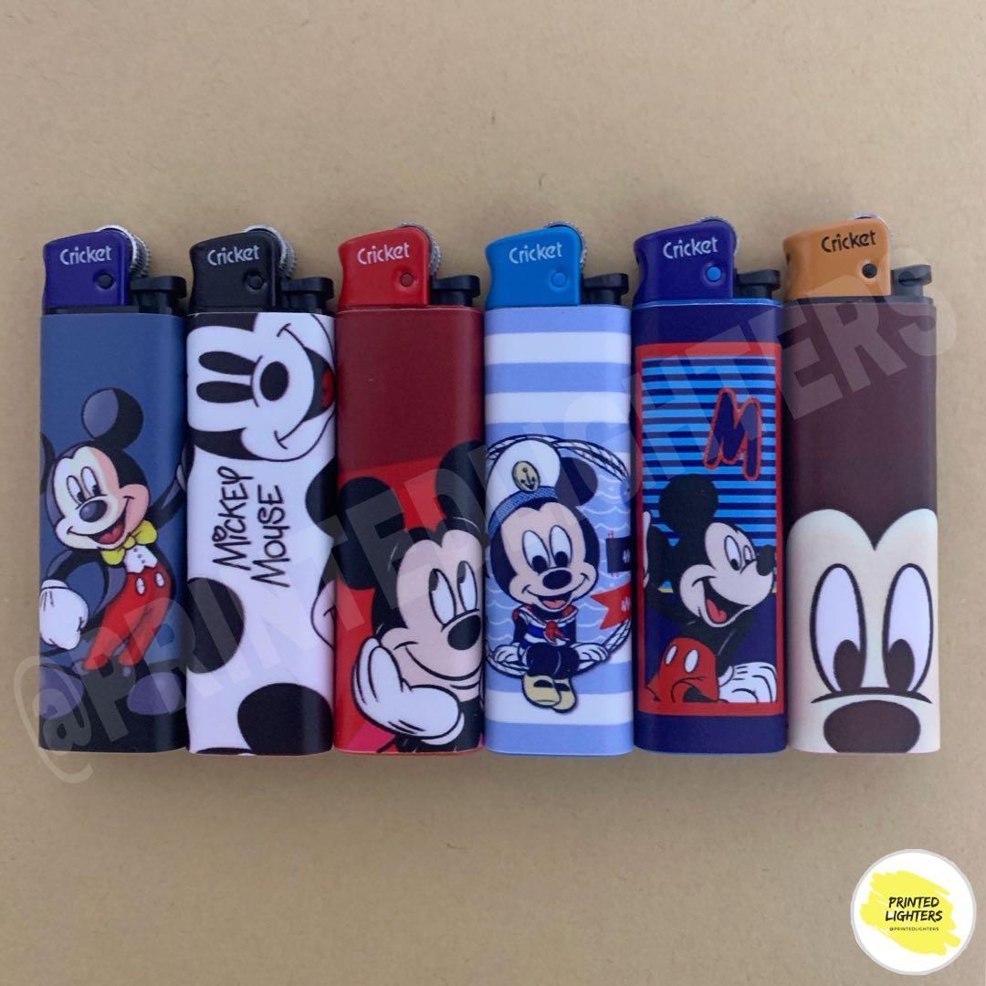 Mickey Mouse lighters