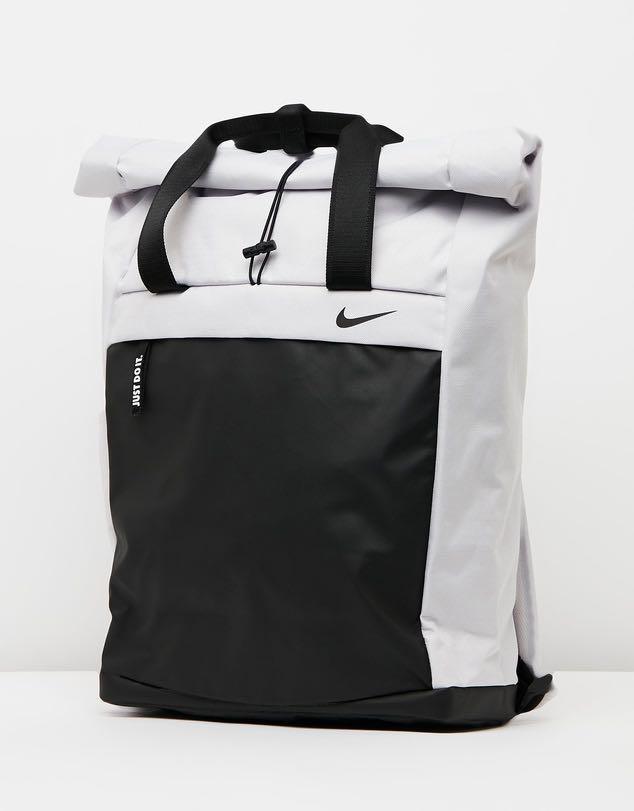 nike radiate rucksack schwarz weiß