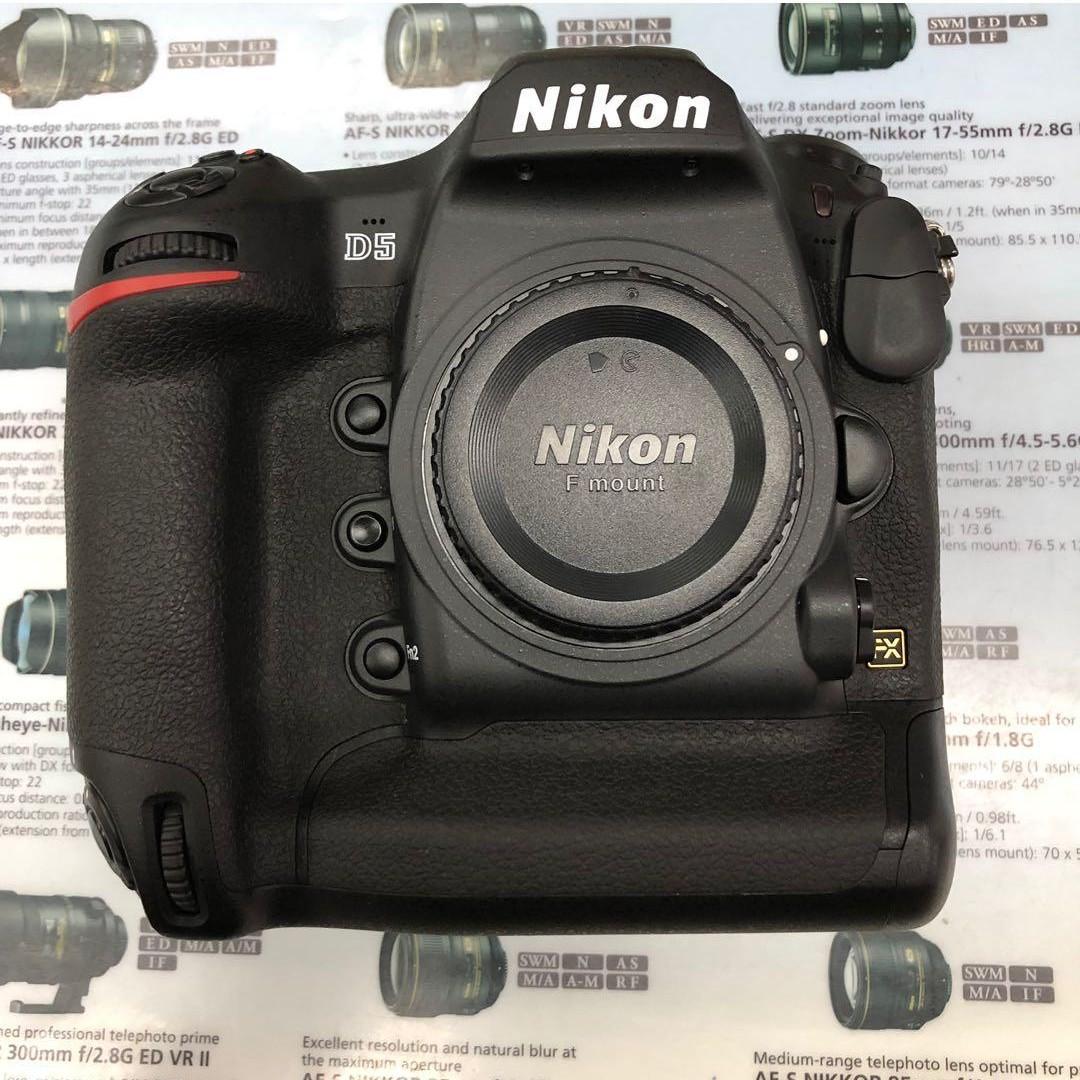 Nikon D5 (XQD) - Body Only