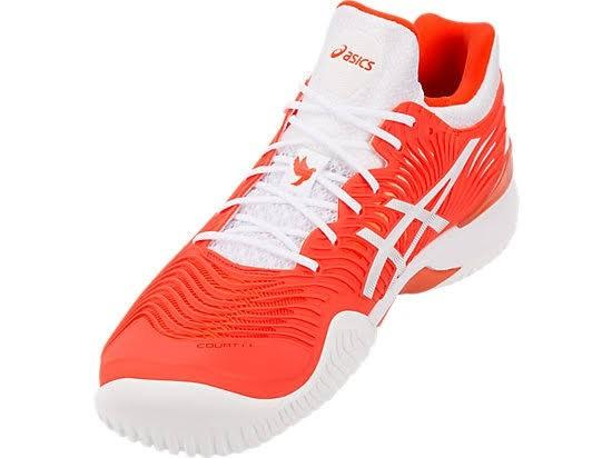 Novak Djokovic Asics court FF, Sports Equipment, Sports & Games ...