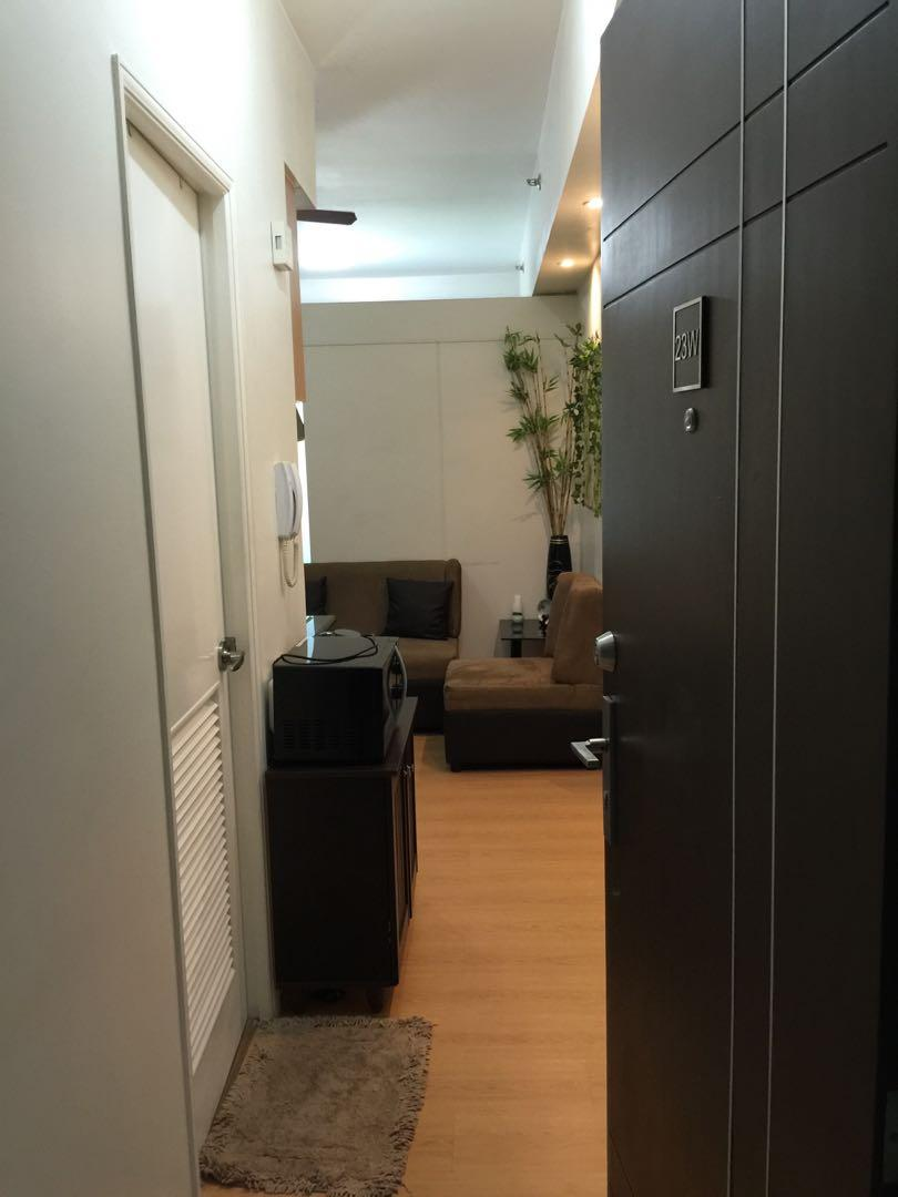 1 br 1 bath for sale one lilac place oriental gardens makati